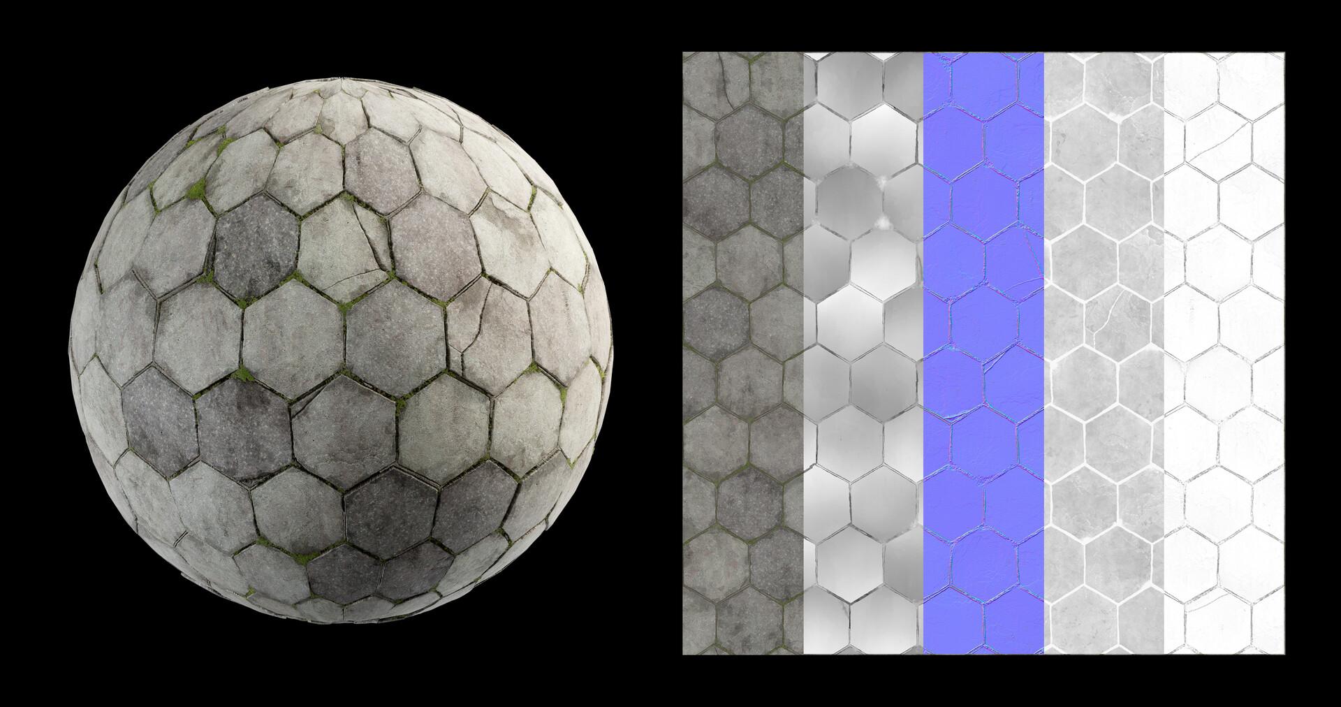 Ben wilson brick hex a render v2 4