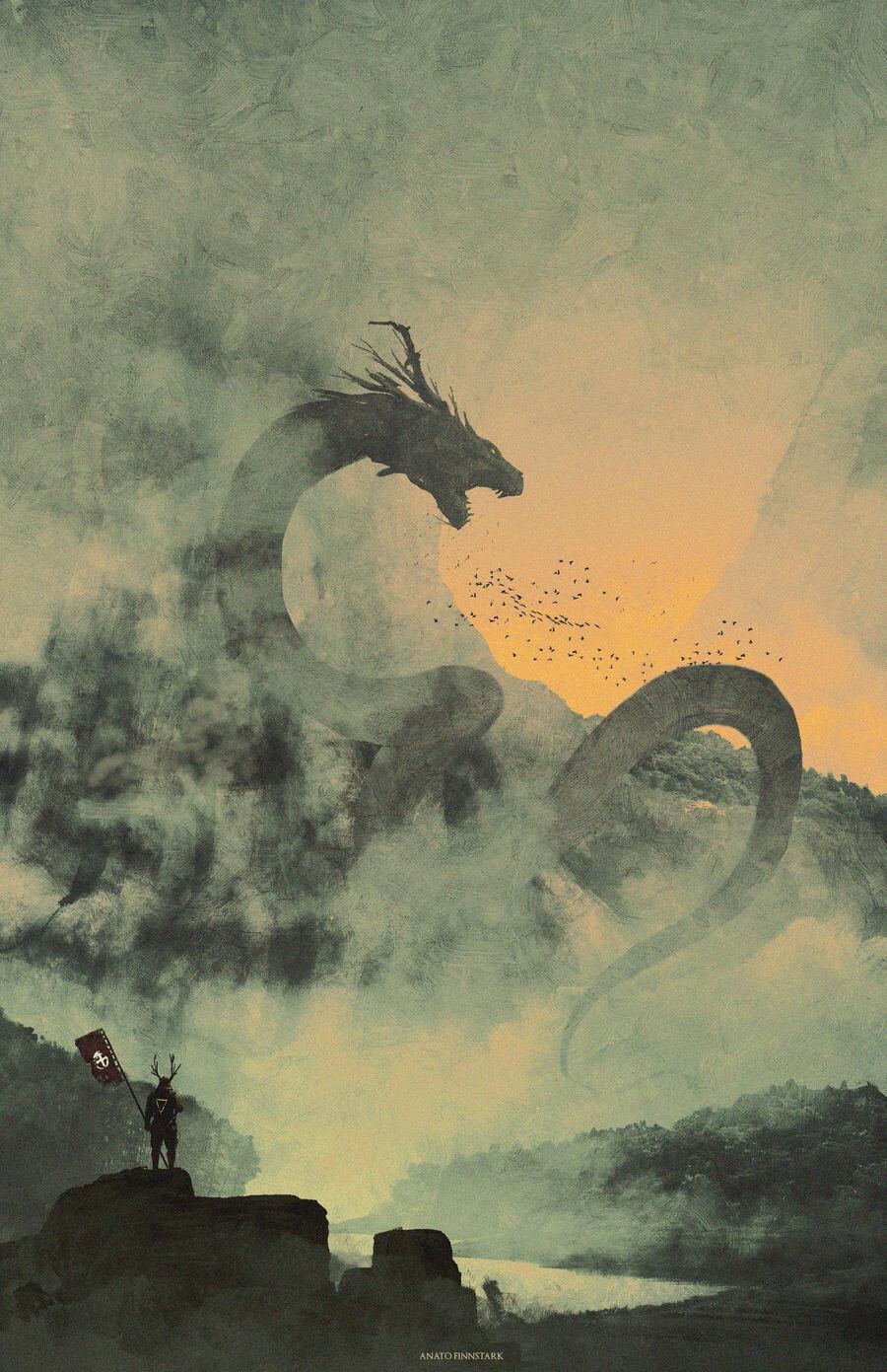 Anato finnstark anato finnstark the dragon s gate by anatofinnstark dcuwcki fullview