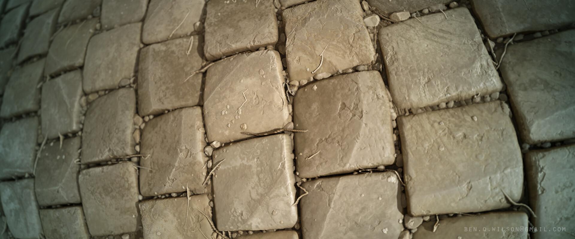 Ben wilson cobblestone a 02 2