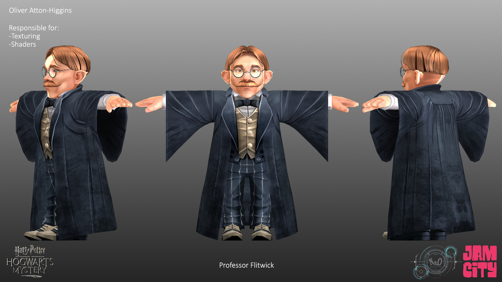 © 2018 Warner. All rights reserved. © 2018 JamCity®. All rights reserved. Harry Potter: Hogwarts Mystery © developed by JamCity®