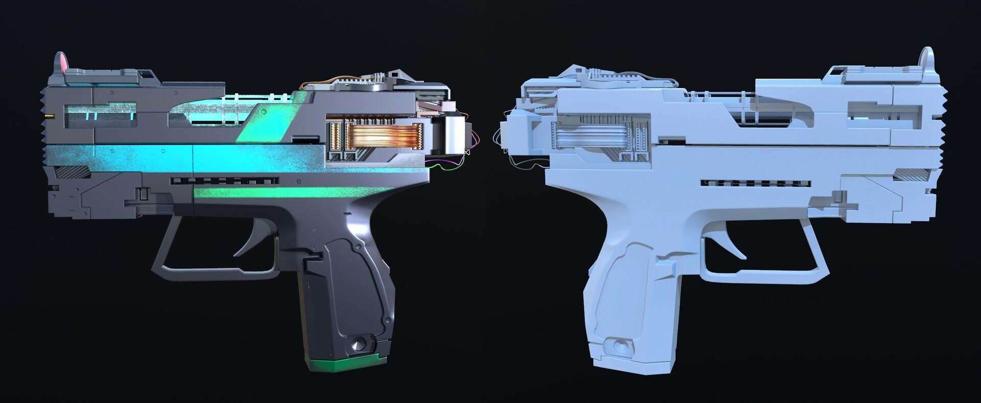 Cesars Gun