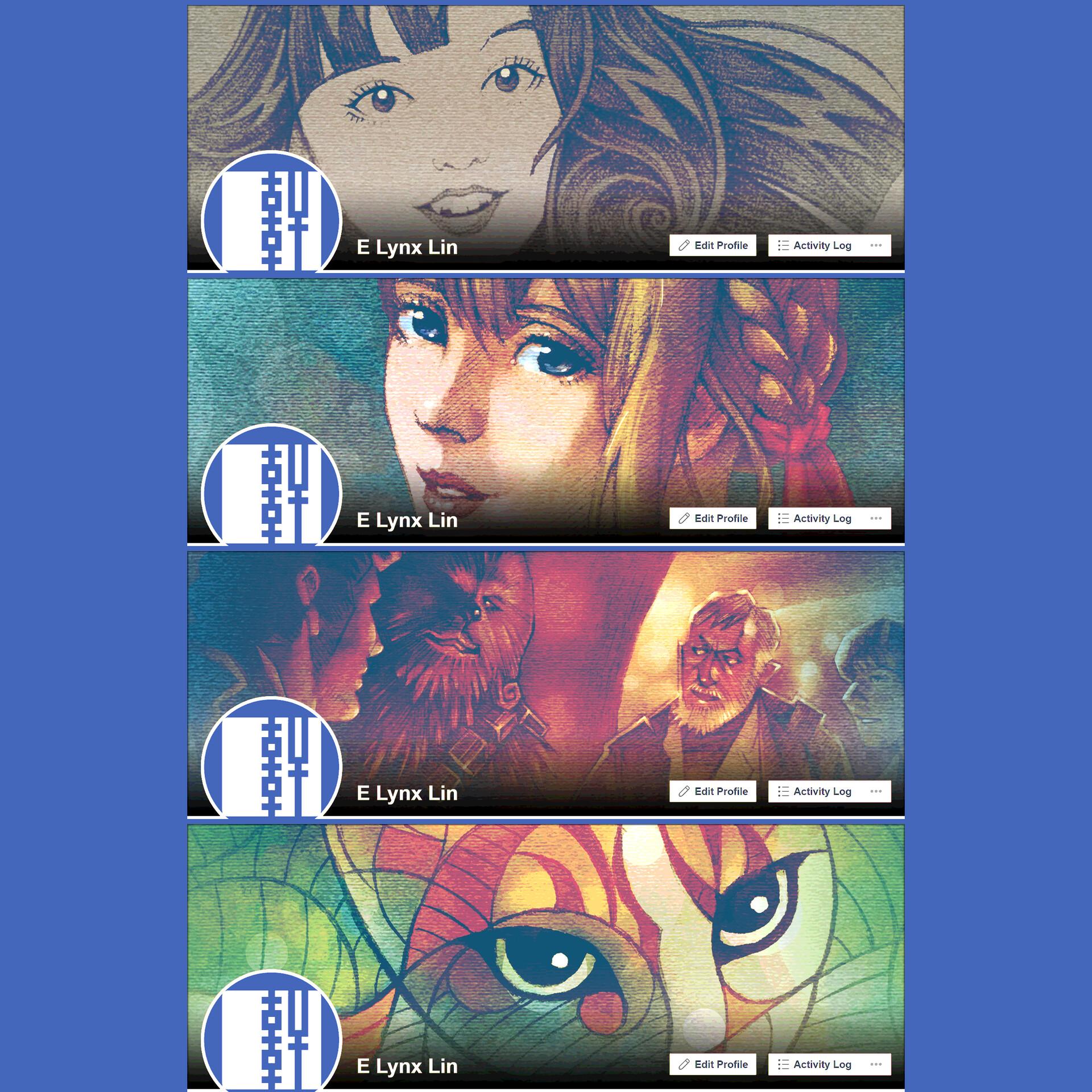 Web Banner - Facebook Collection I