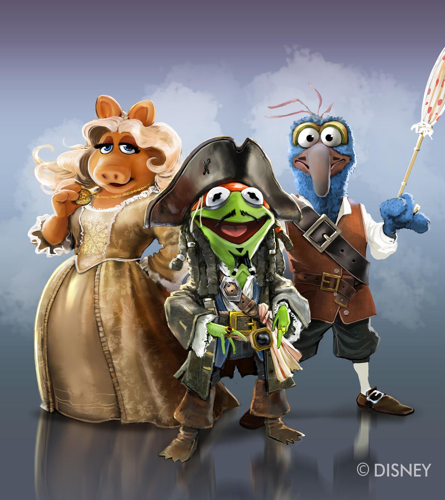 Kermit Designs