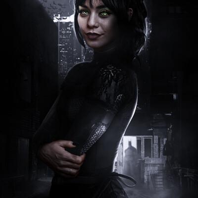 Mizuri official catwoman