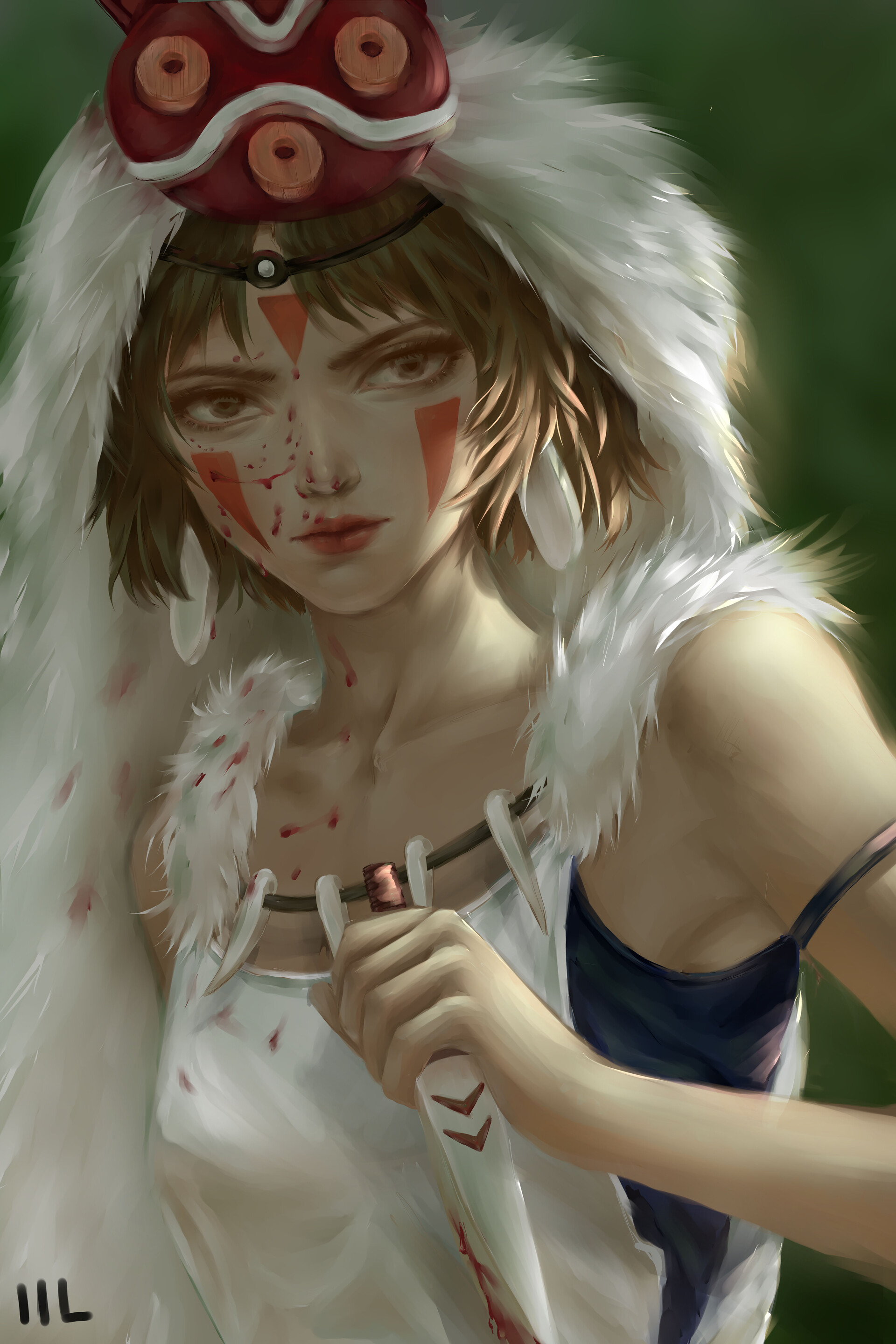 Loan nguy n princess mononoke