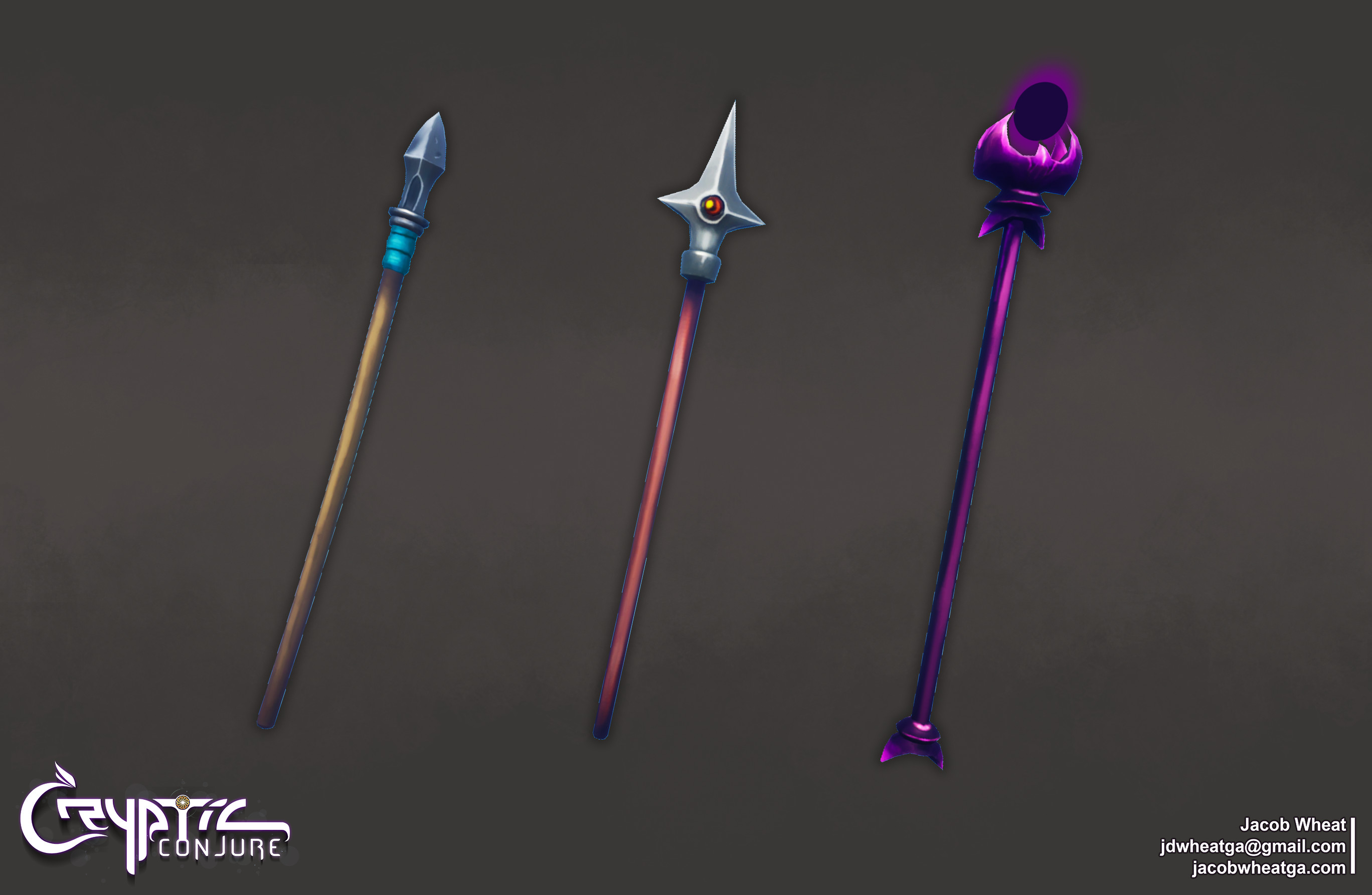 Spear Weapon Kit