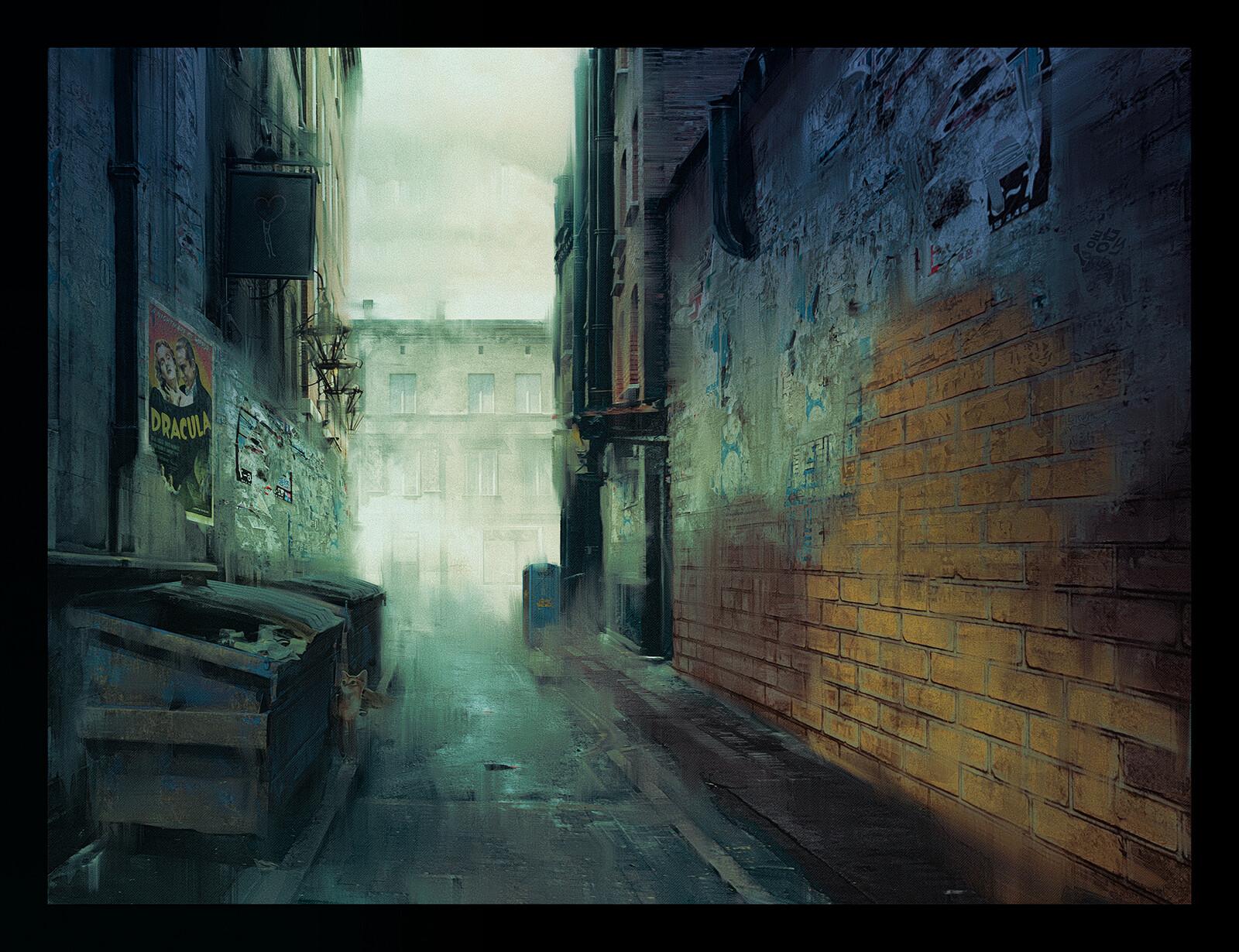 Theatre Alleyway