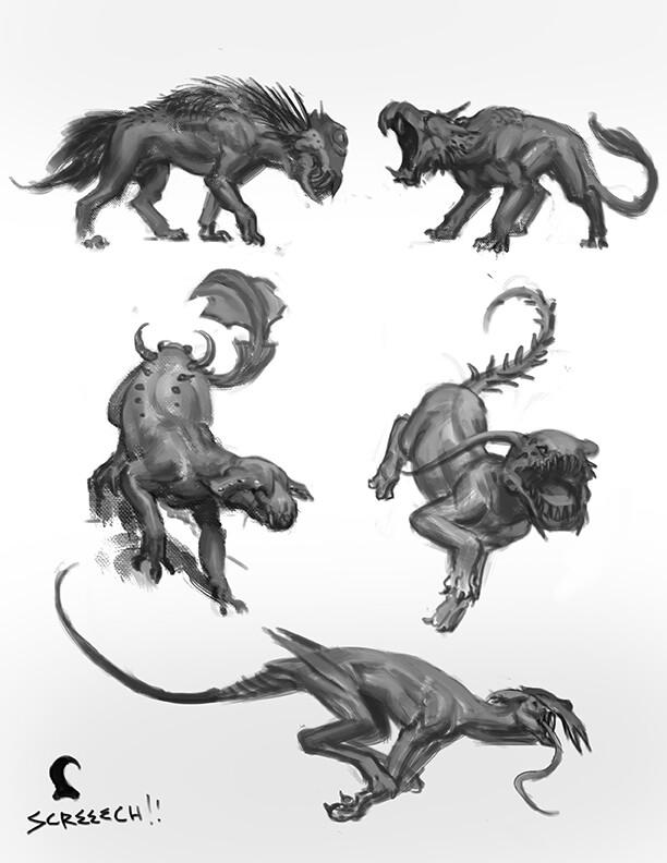 Raph lomotan critters05242019