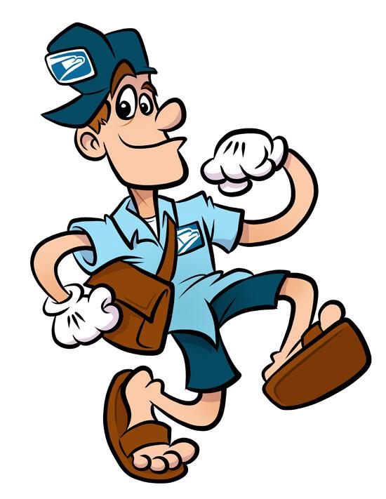 Steve rampton postman