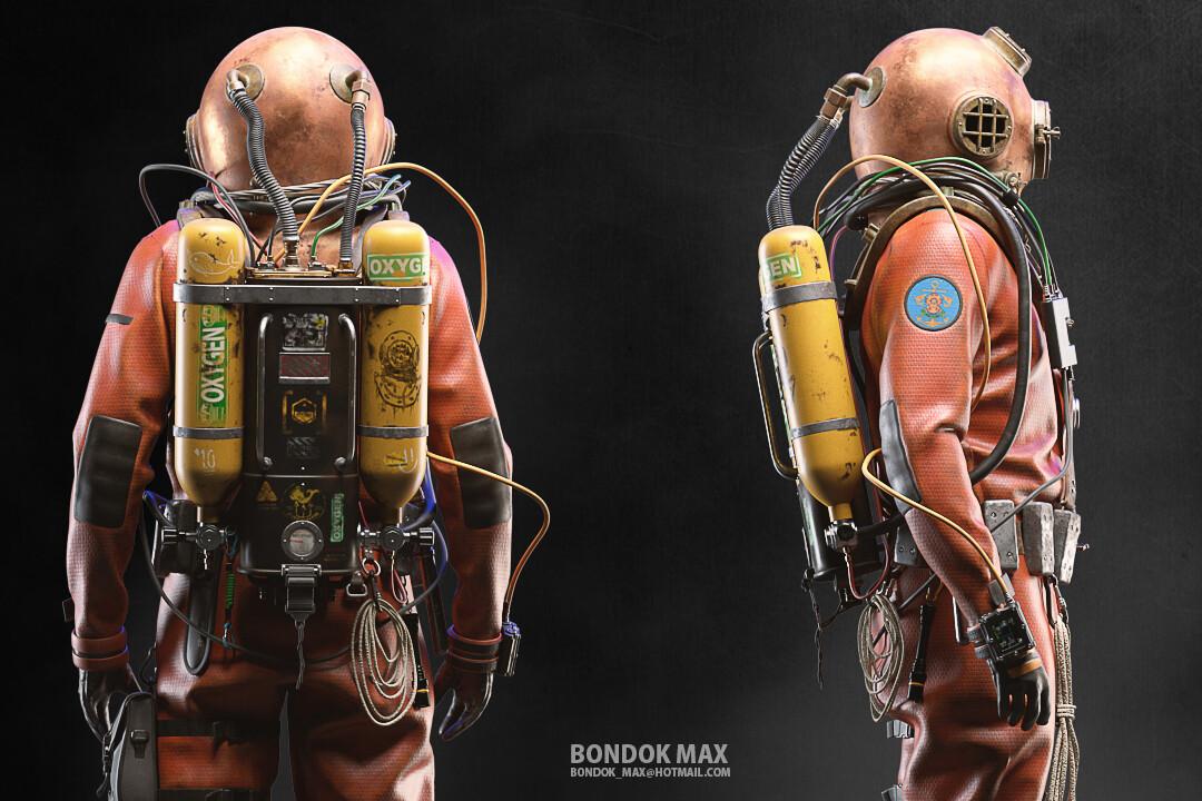 Bondok max man 03