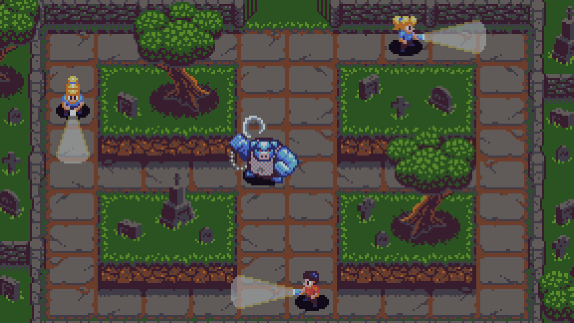 Artstation Various 2d Pixel Art Game Mock Ups Eric Ruth