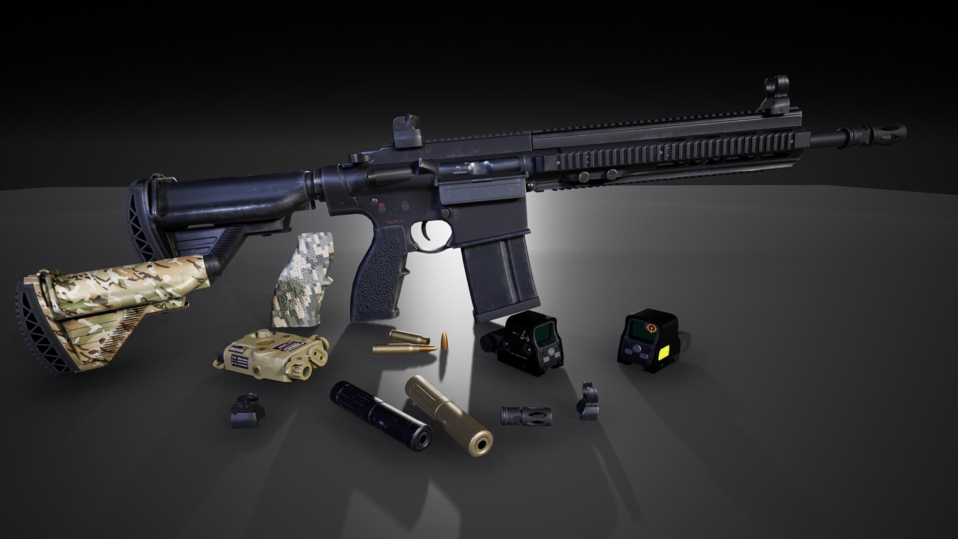 KIRILL Has - Assault rifle
