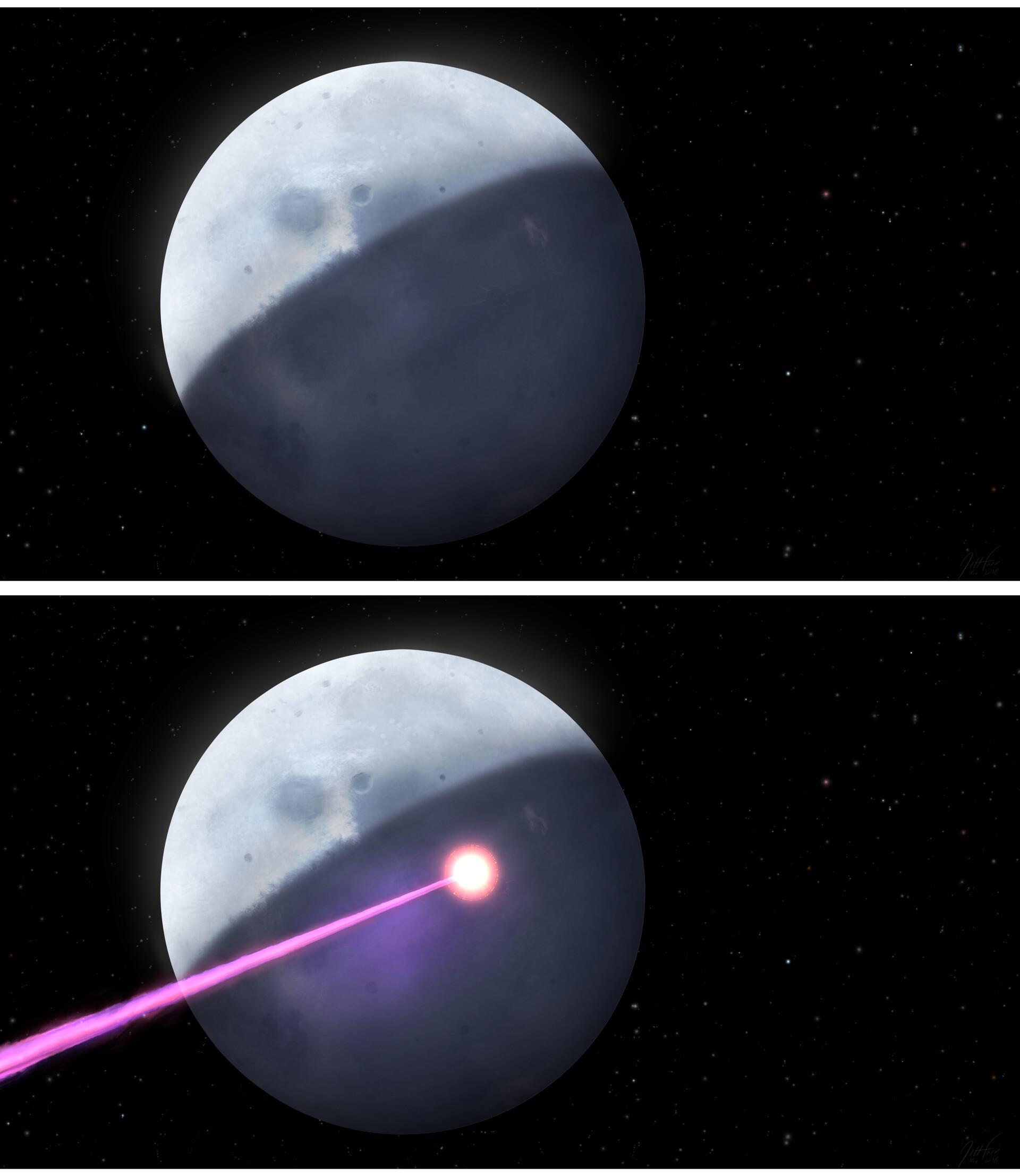 Jett Furr Rwby Fanart Shattered Moon Sequence