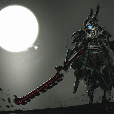 Benedick bana bloodborne fanart2 lores