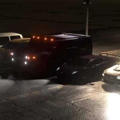 Md utsho car scene