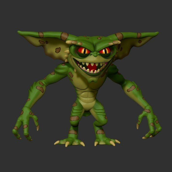 Version of the Type 2 gremlin in gremlins 2