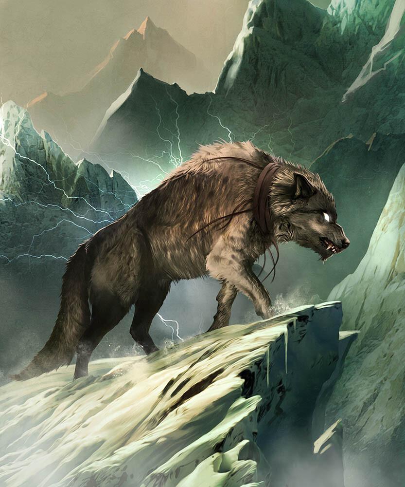Benjamin carre wolf1c