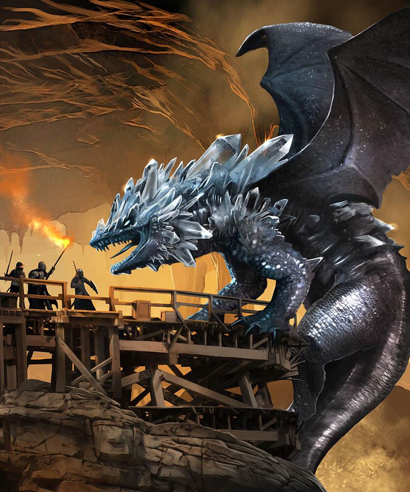 Benjamin carre mithril dragon 3