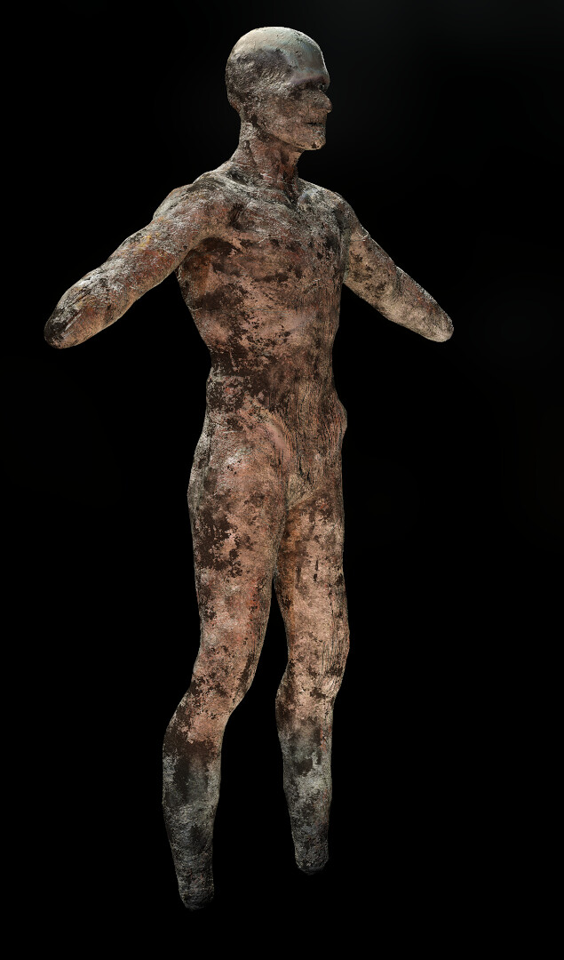 SCP 1120 - Character made for the upcoming horror game Event XK
