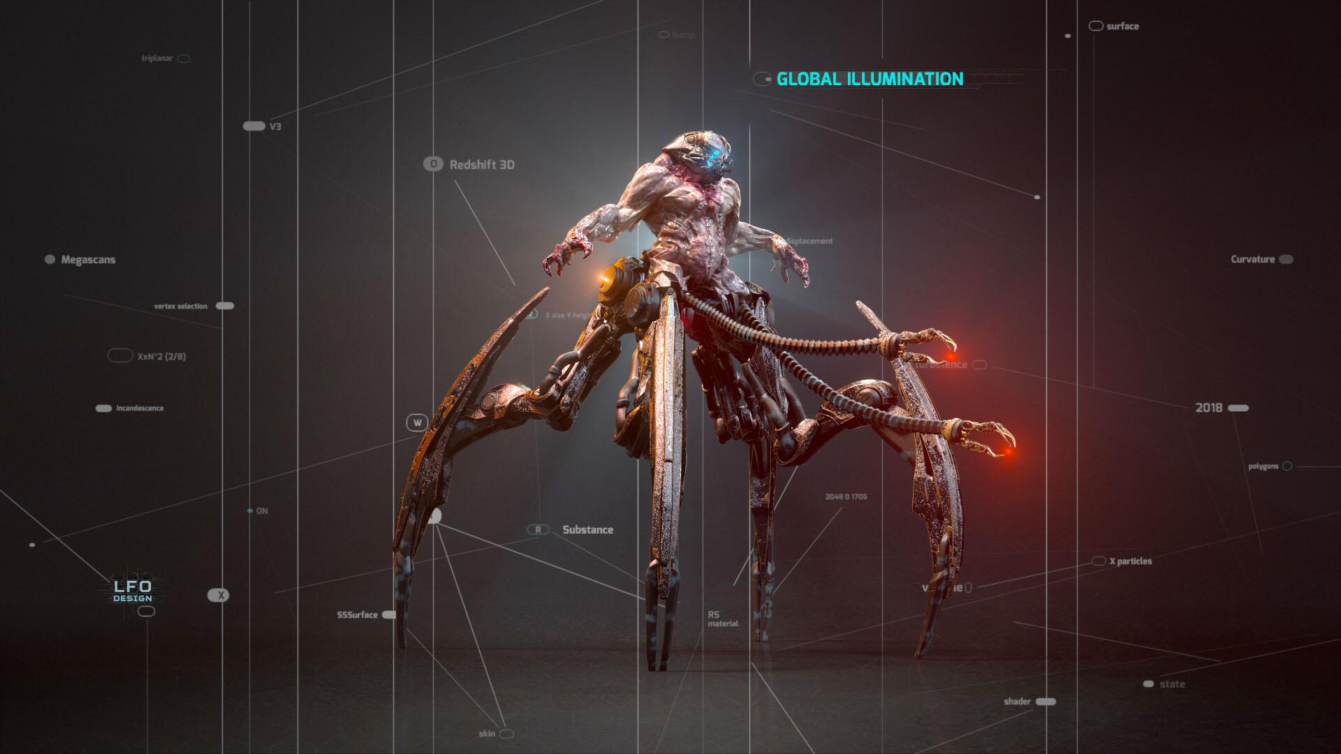 ArtStation - 3D Rendering for VFX and Games – Online Course