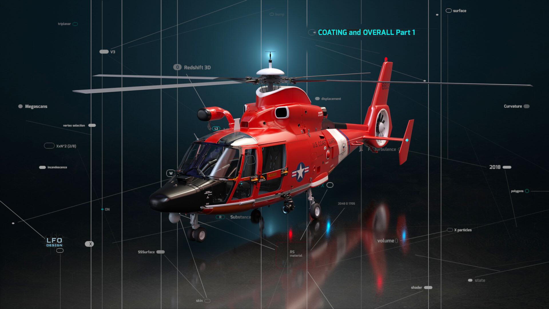ArtStation - Redshift 3D Course, LFO Design