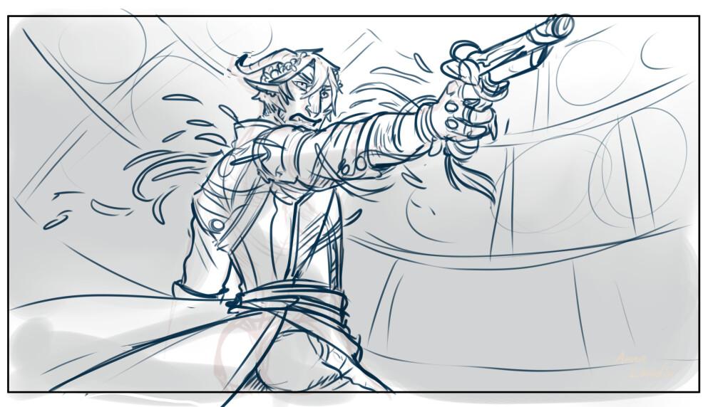 clean sketch