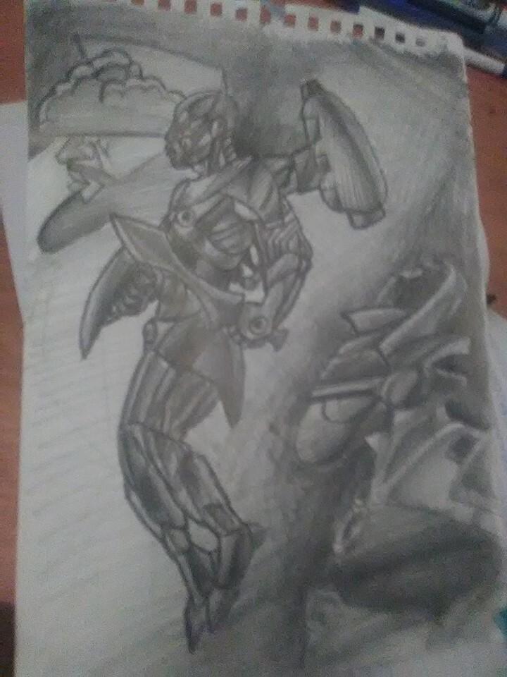 Comic Sketch Art Facebook