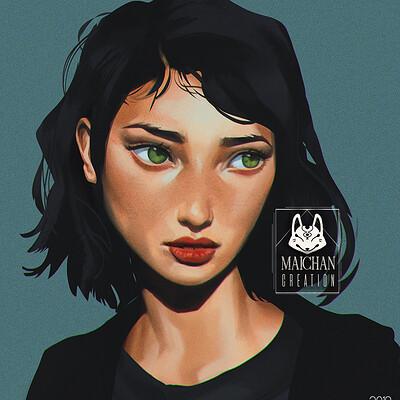 Mai chan pretty3