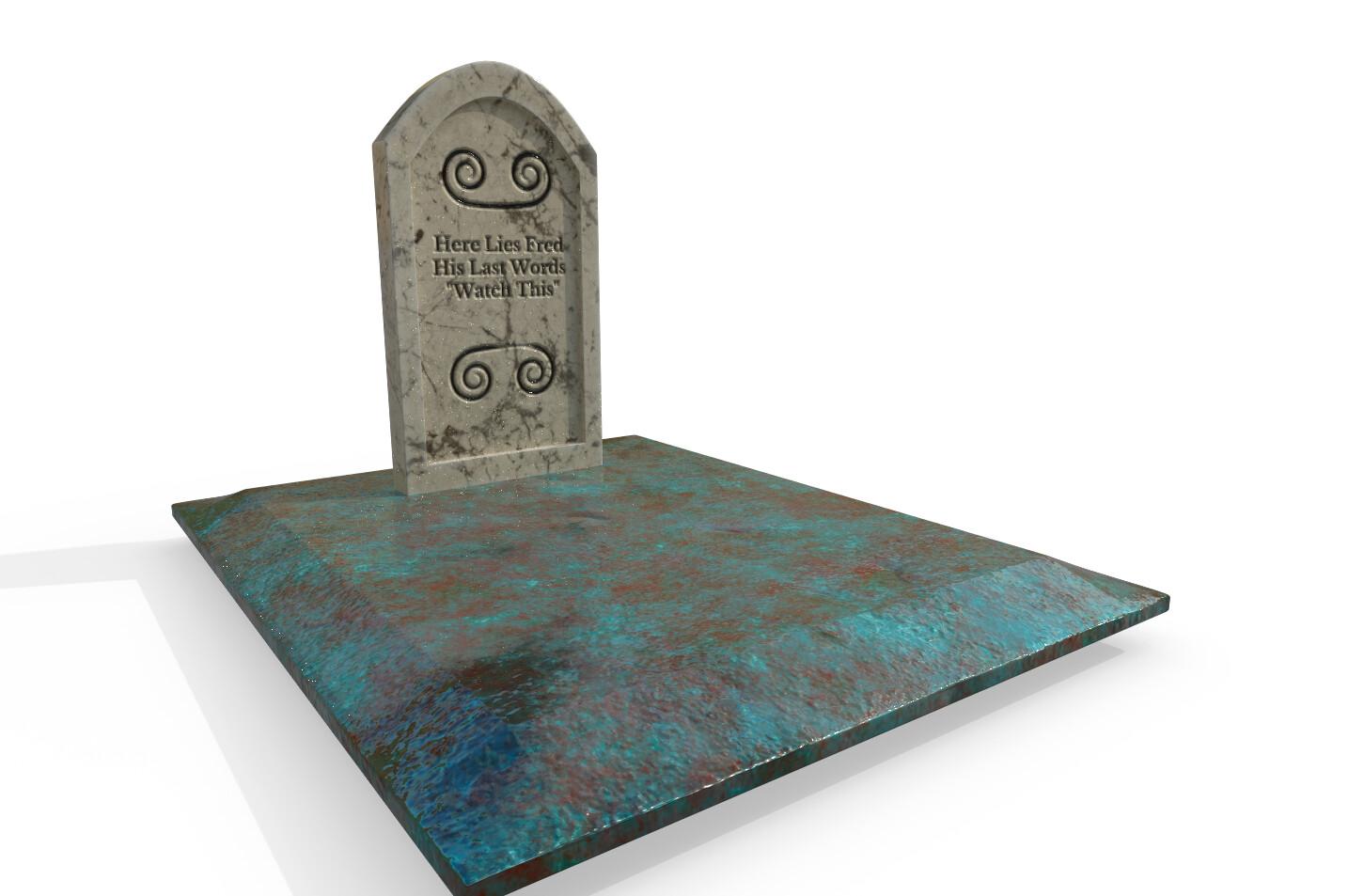 Joseph moniz headstone001e