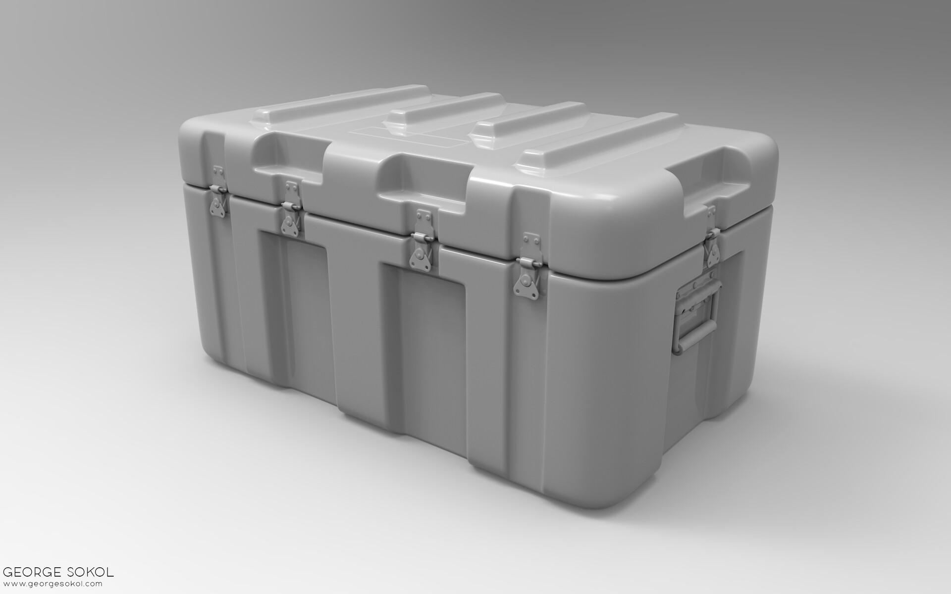 George sokol gs crate hp 1