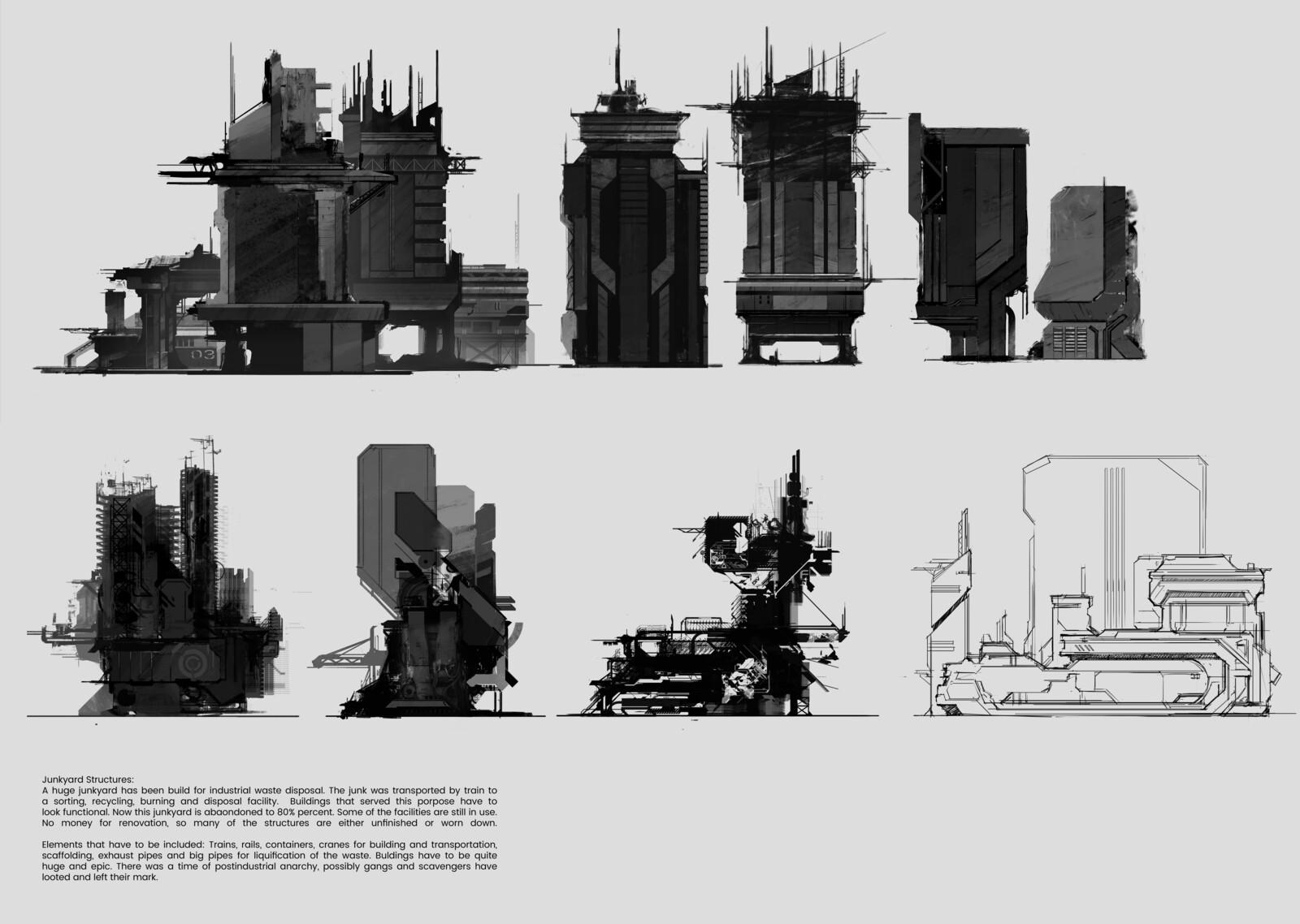 Environment / Architecture Design