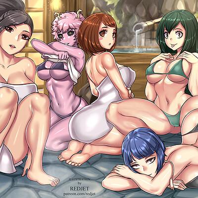 Redjet 00 class a girls lq by redjet
