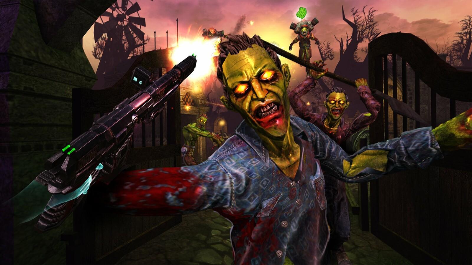 Drop Dead :- Dual Strike Edition