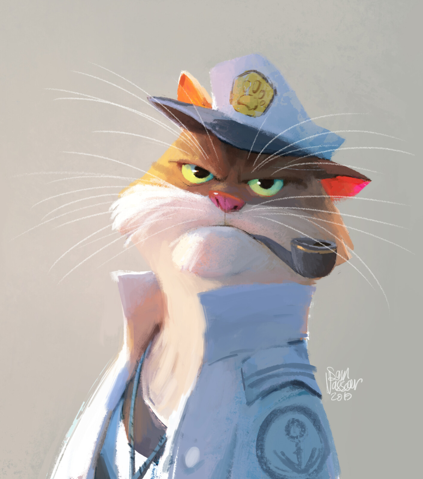 Captain Whiskers