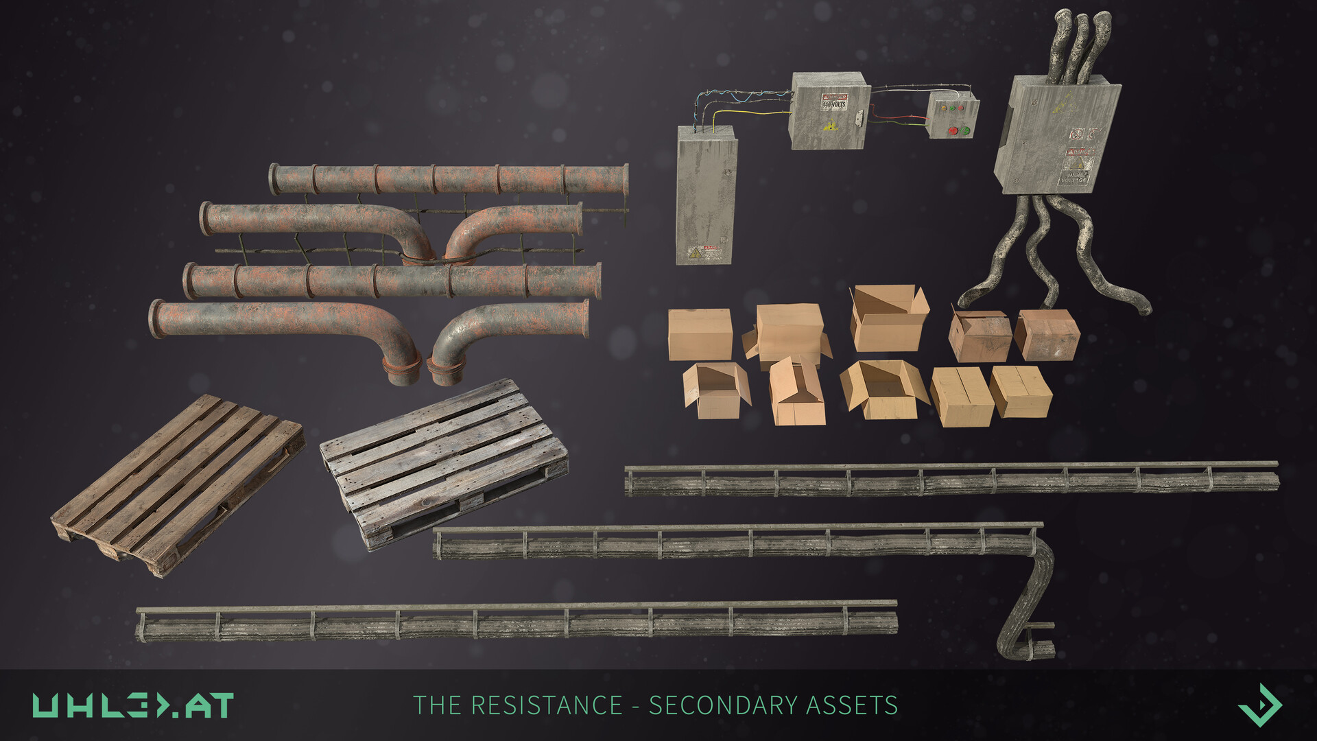 Dominik uhl the resistance secondary assets 01