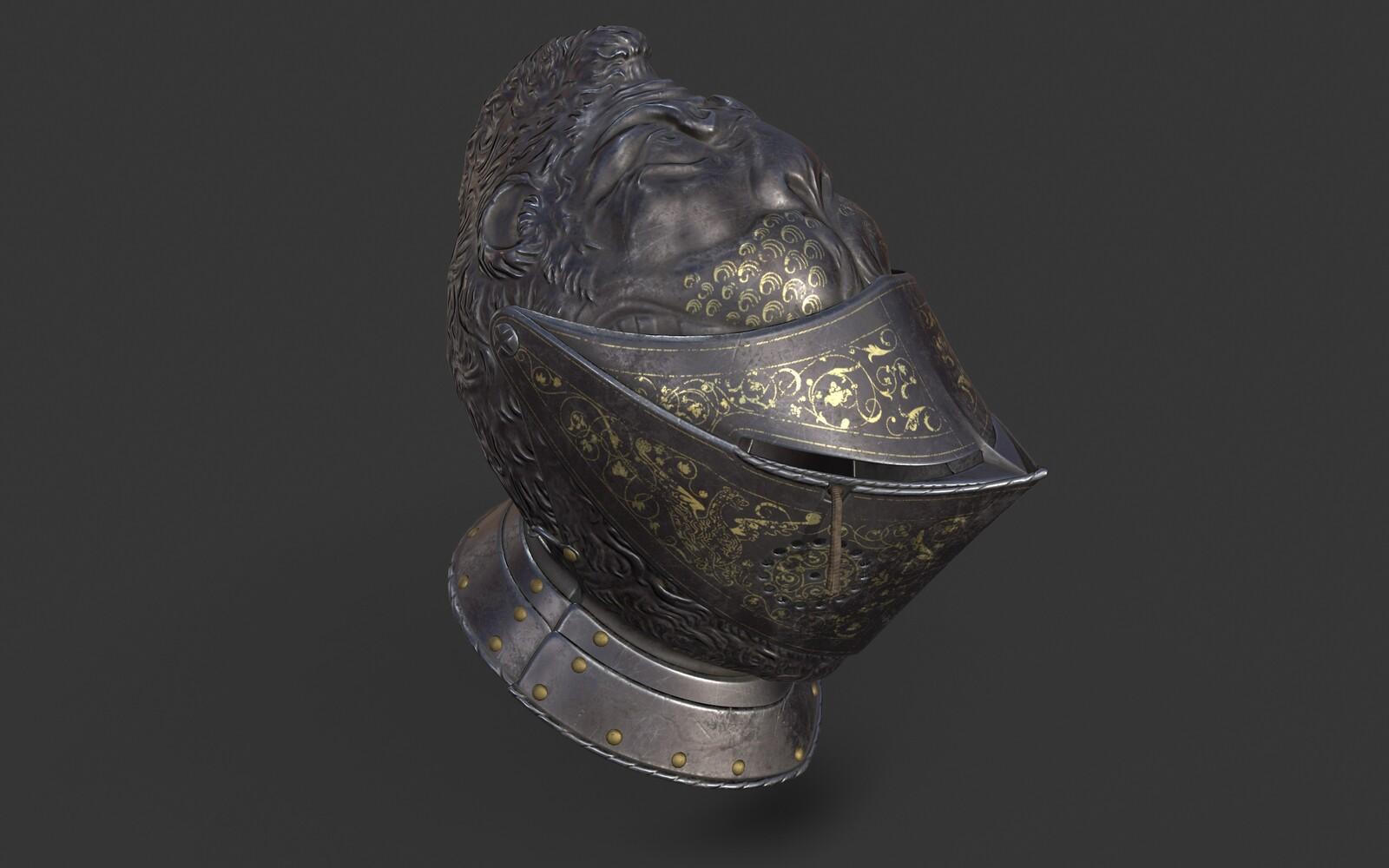 Helmet Of Henry