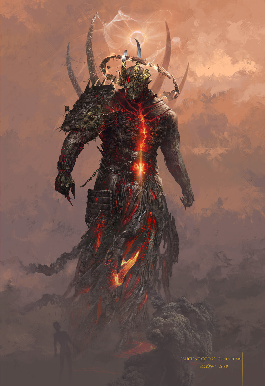 Ancient god 2