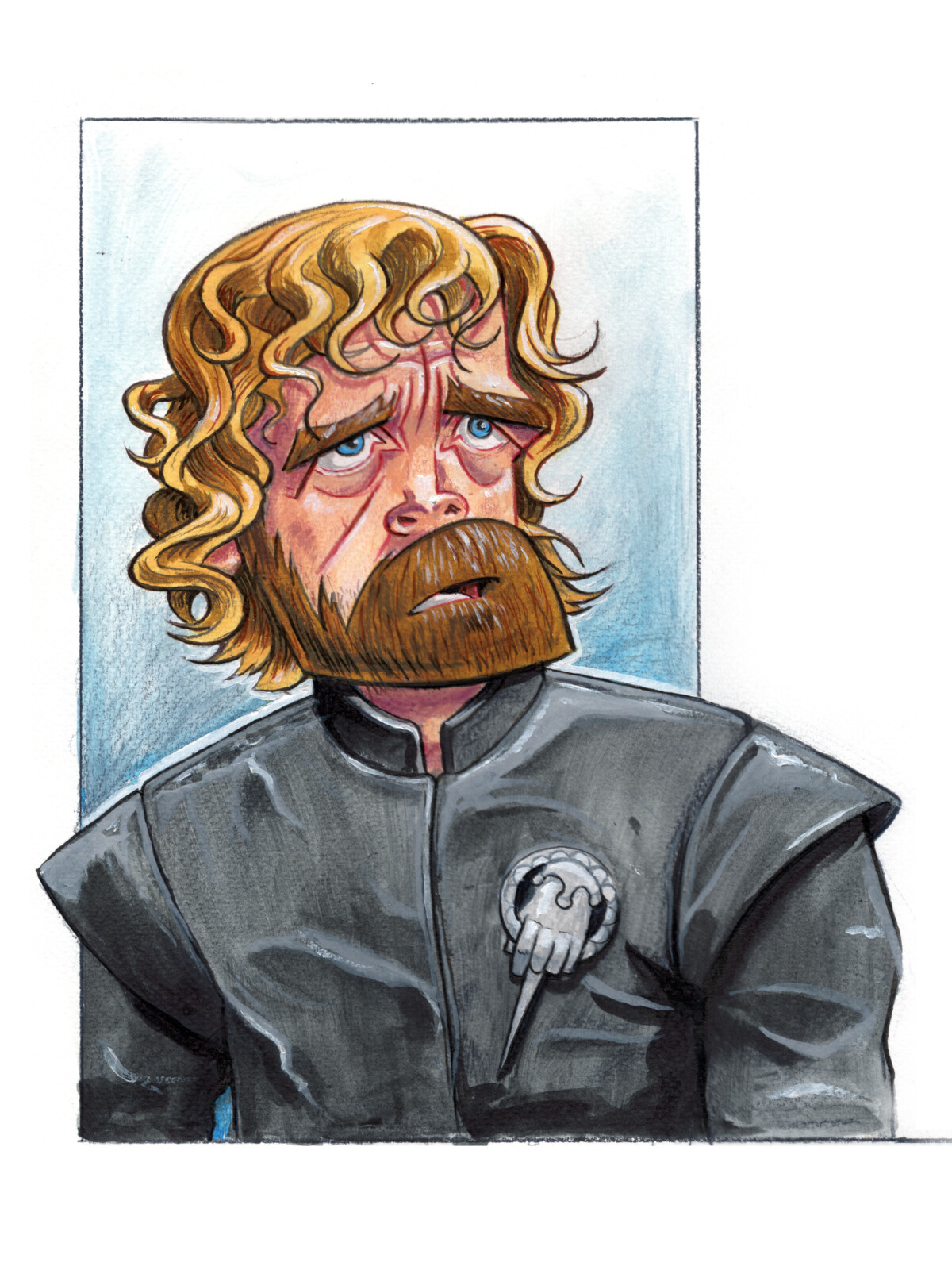 Game Of Thrones - Tyrion Lannister, Season 8