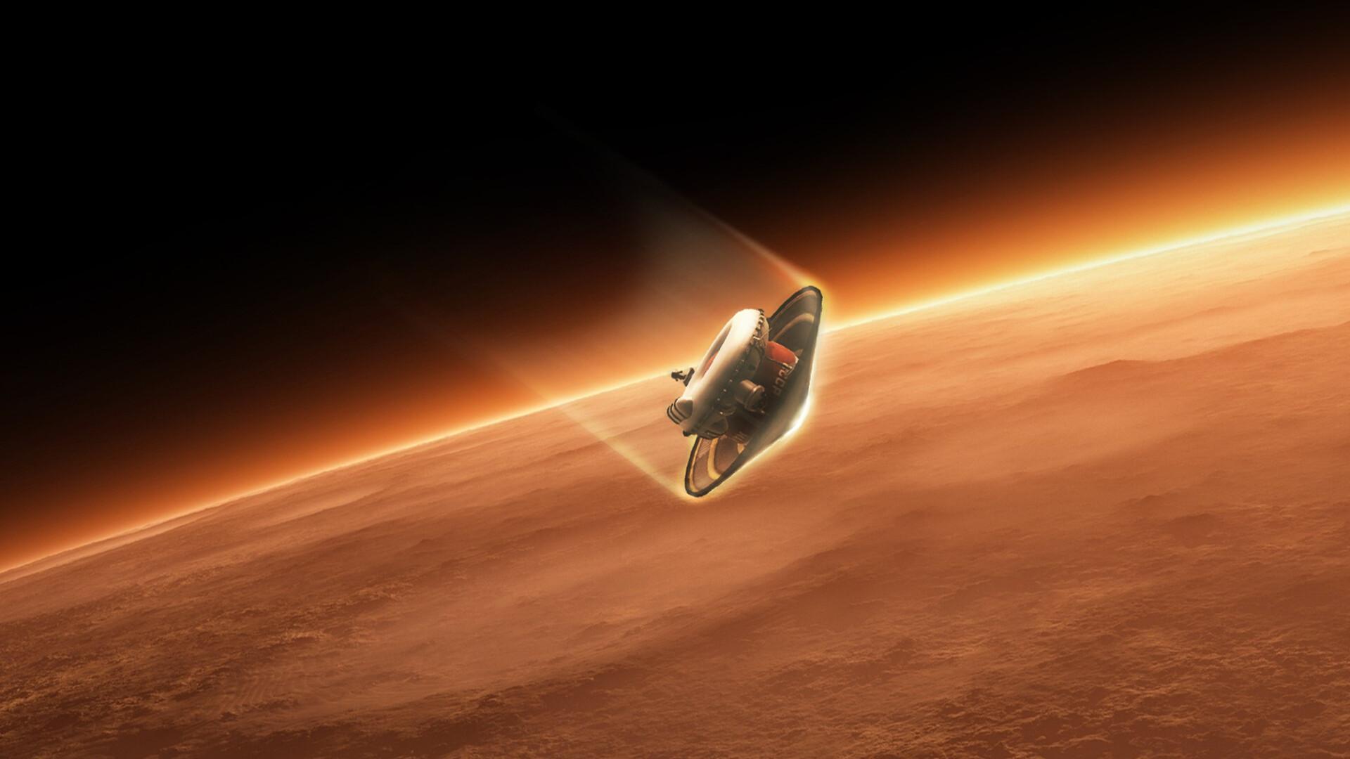 Mars 3 Landing module