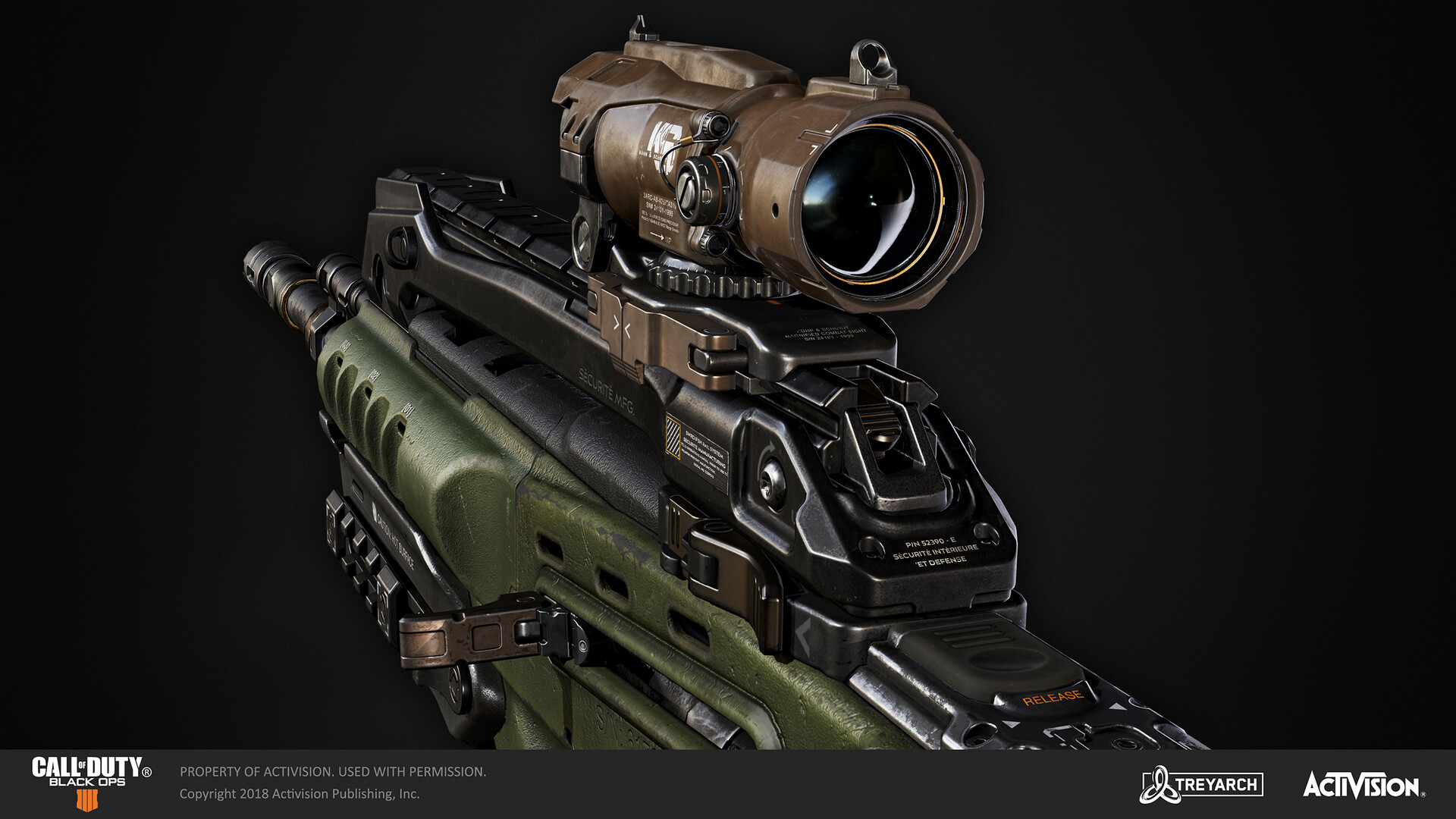 Ethan hiley 16 ethan hiley t8 2x scope ds