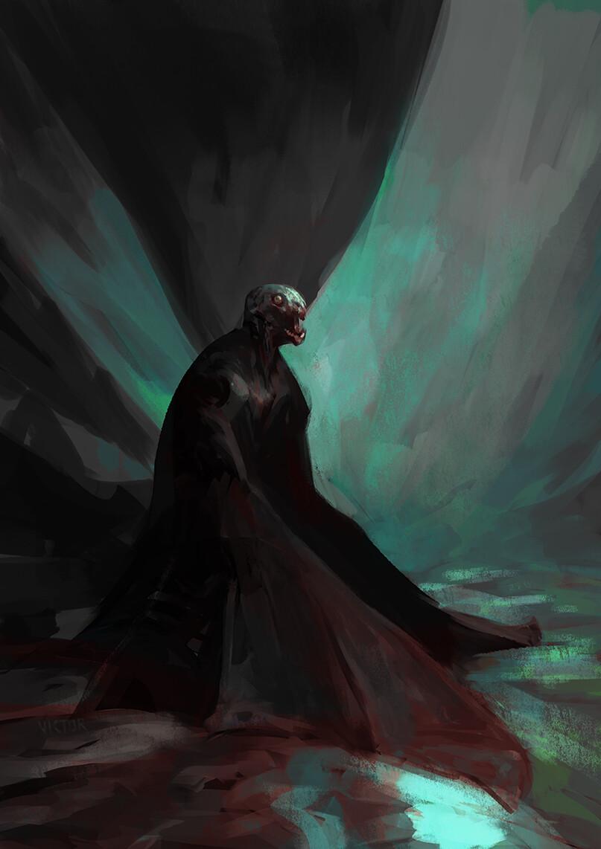 Sketch - Evil