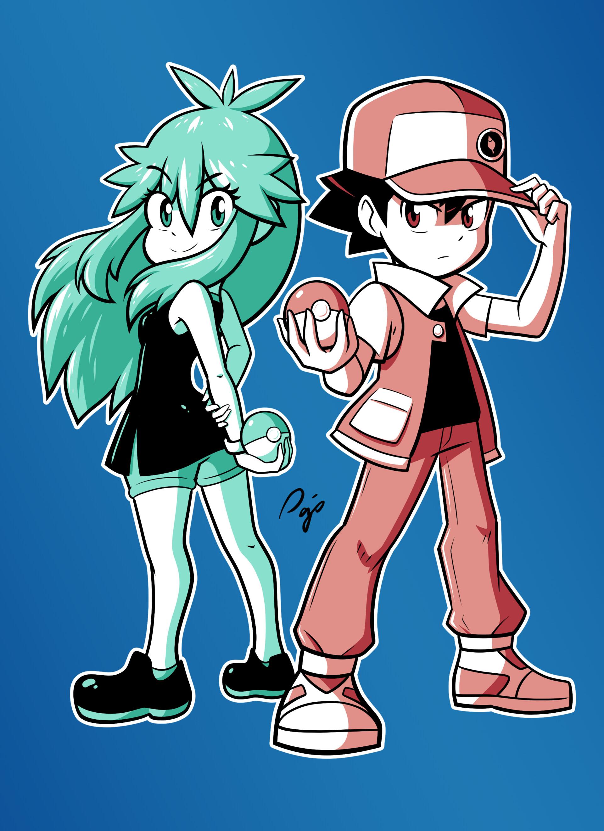 Dajo Joaquin - Pokemon Trainers Red \u0026 Green