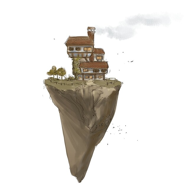 Jan krycinski floating houses one week challenge 01