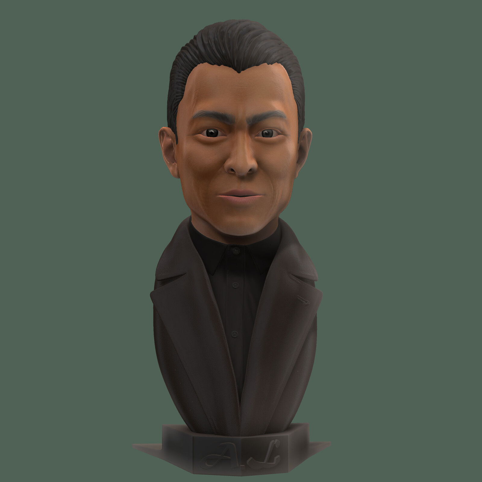 Andy Lau Statue