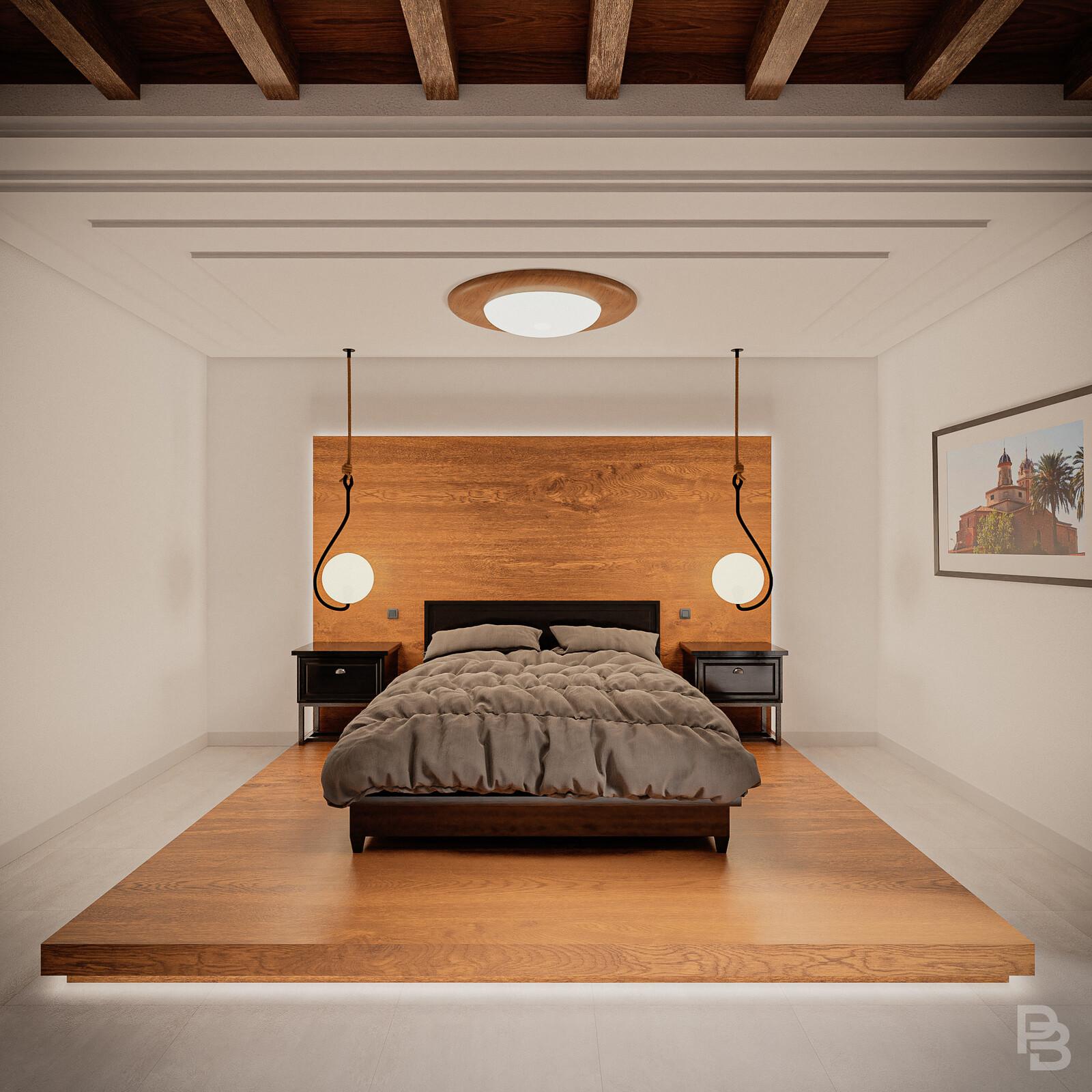 Level room