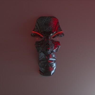 Yannick puggioni visage face masque 04