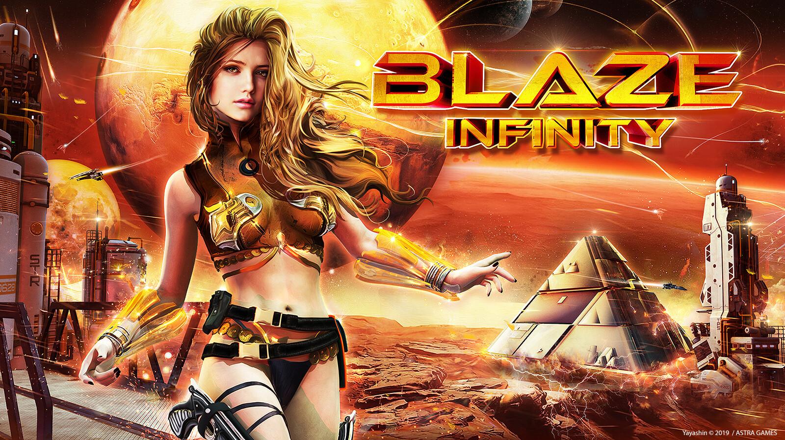 BLAZE Topscreen (Casino games)