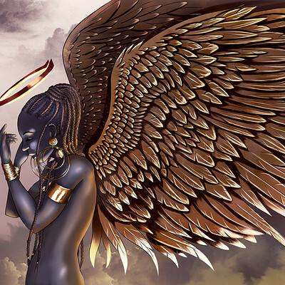Arthur tribuzi angel queen small
