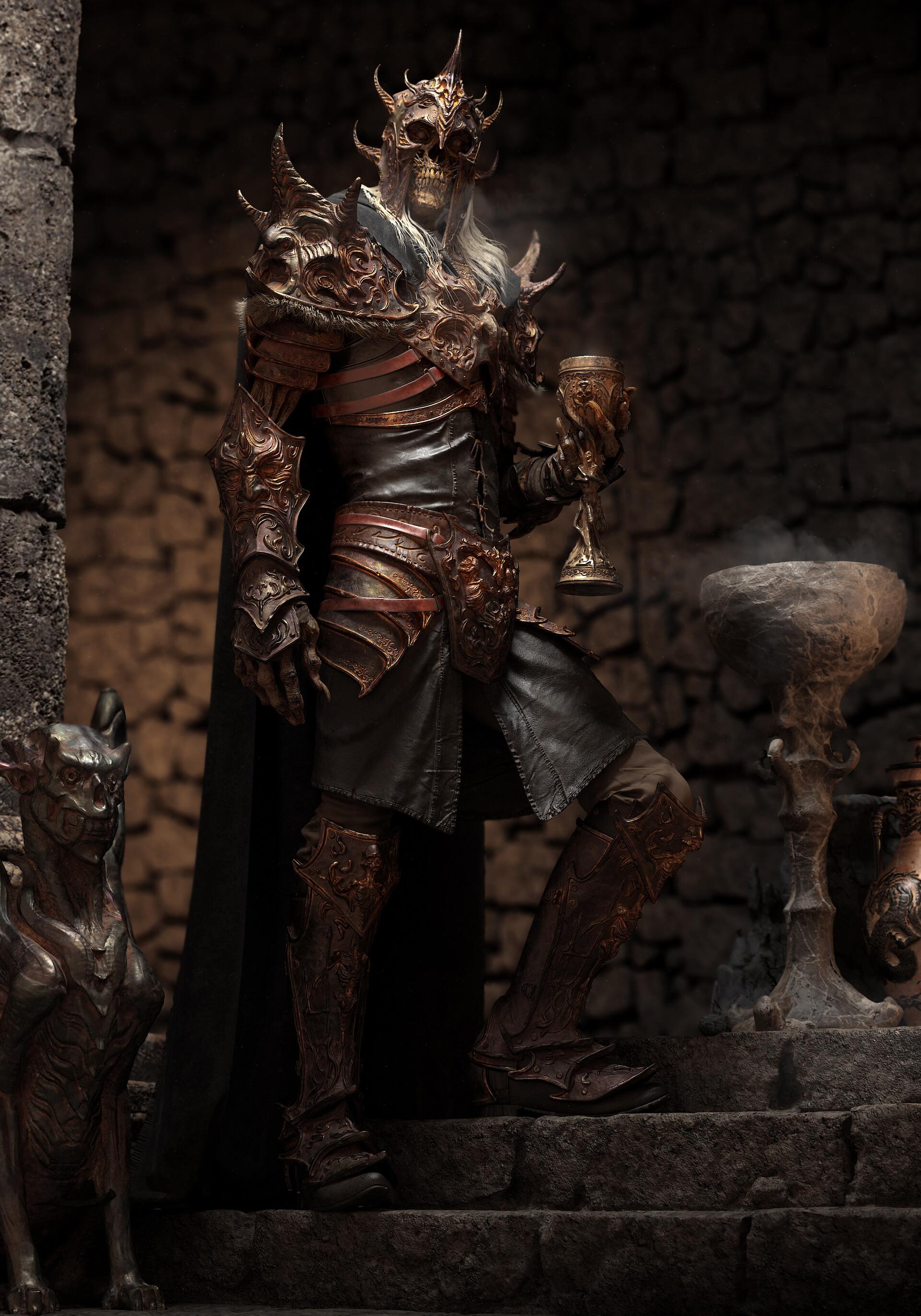 Bruno camara undex warlord bruno camara 08