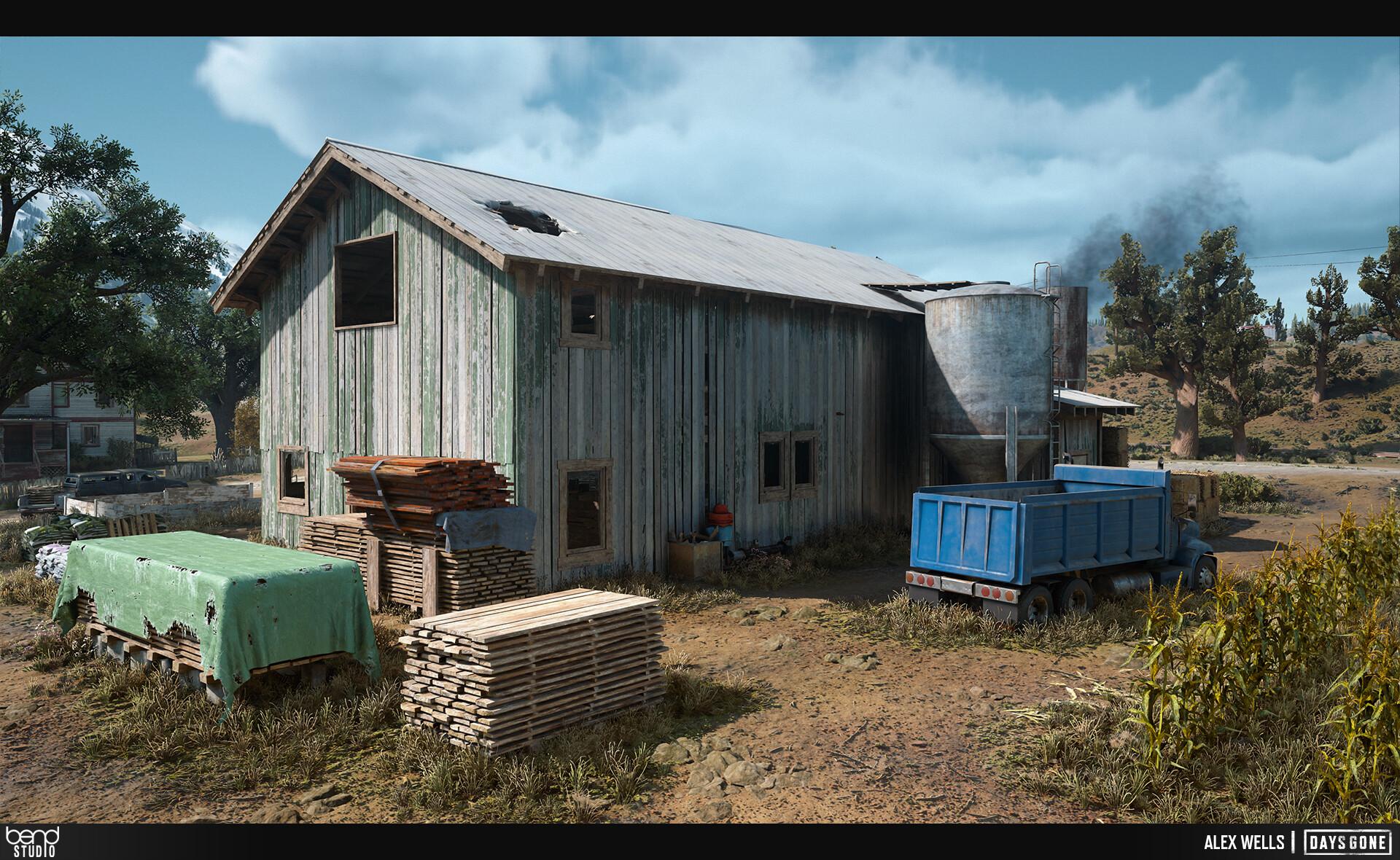 Alex wells portfolio barns3